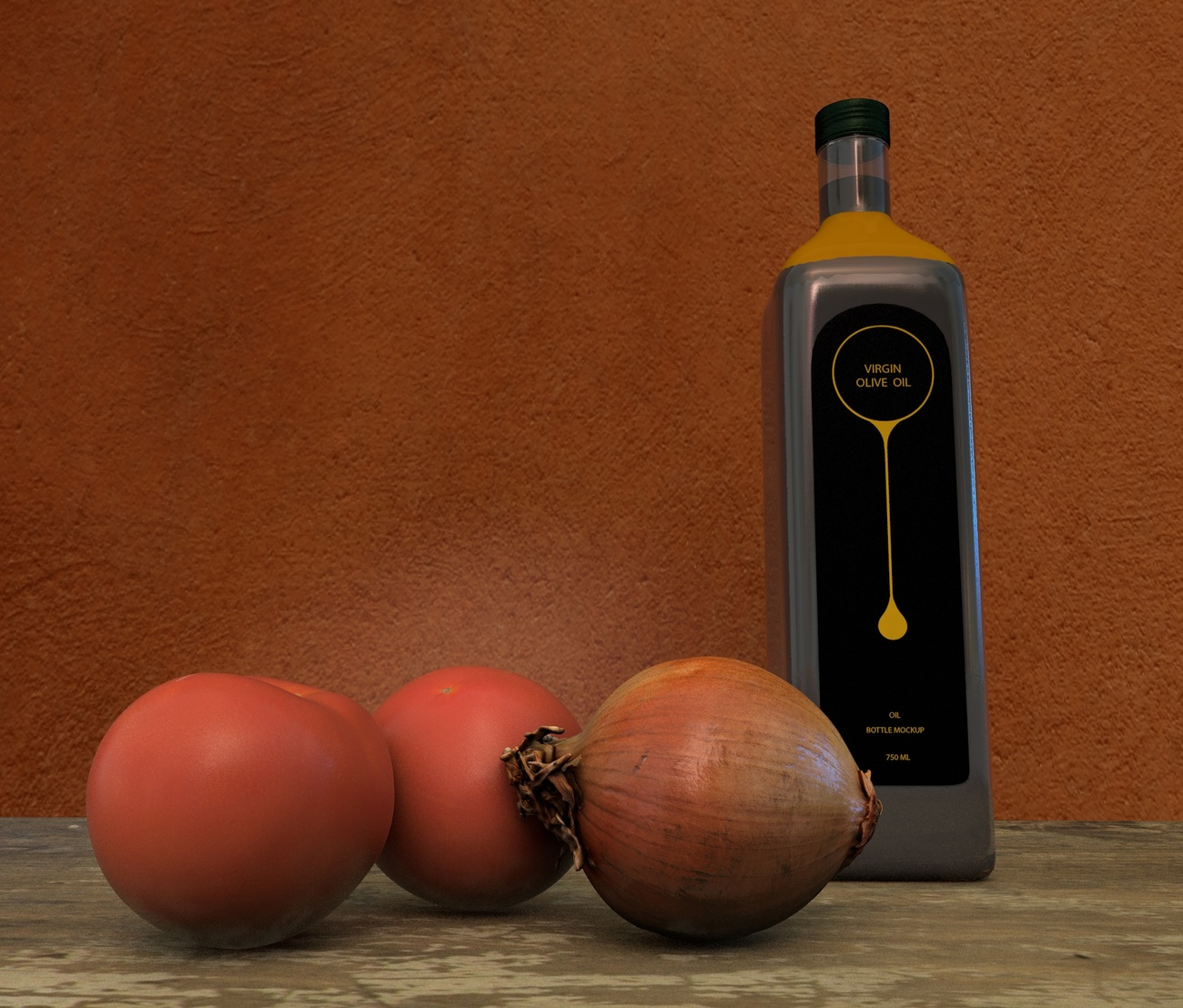 Smell like ratatouille by surgel