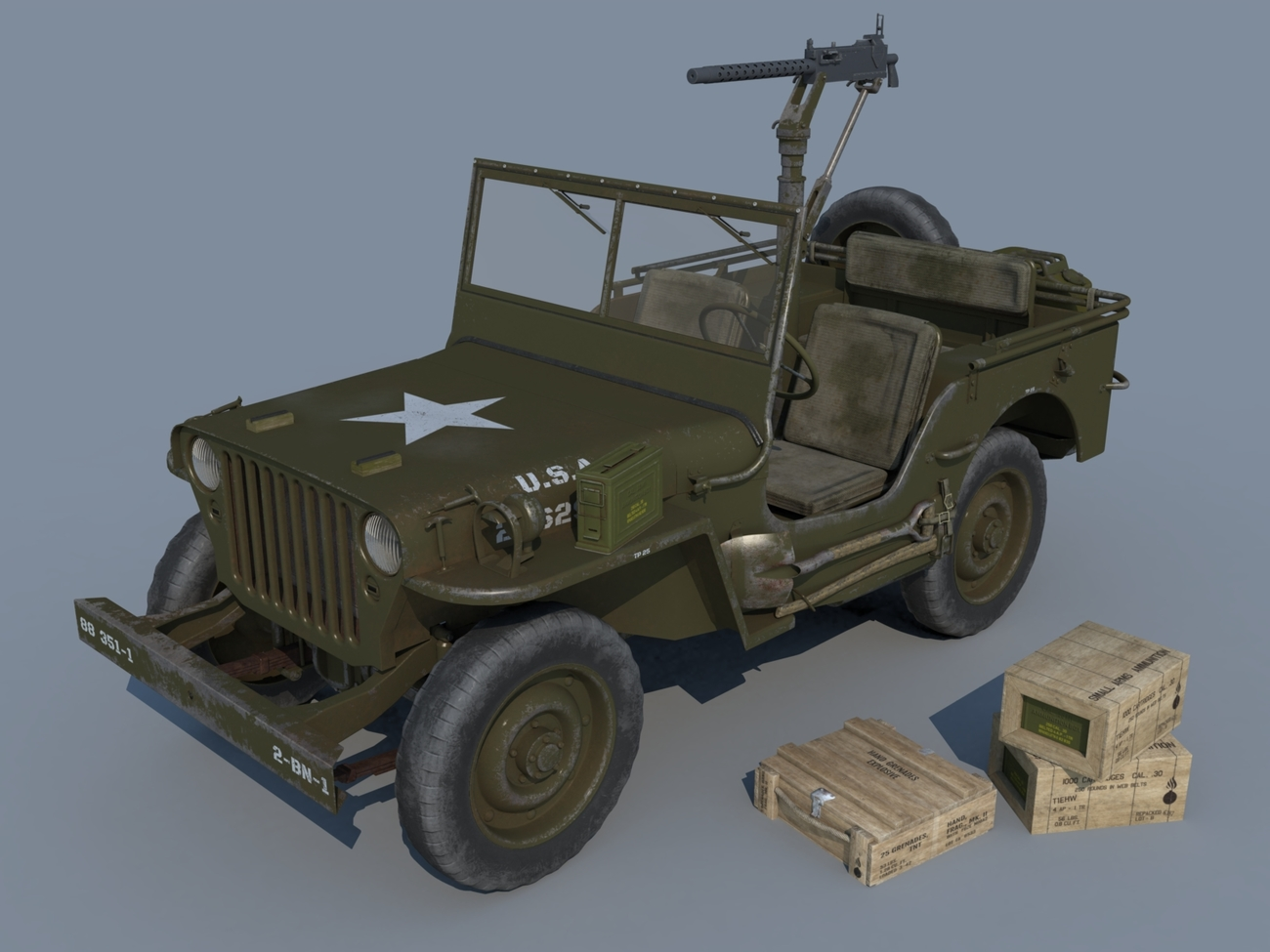 WIP Willys by andreasgr