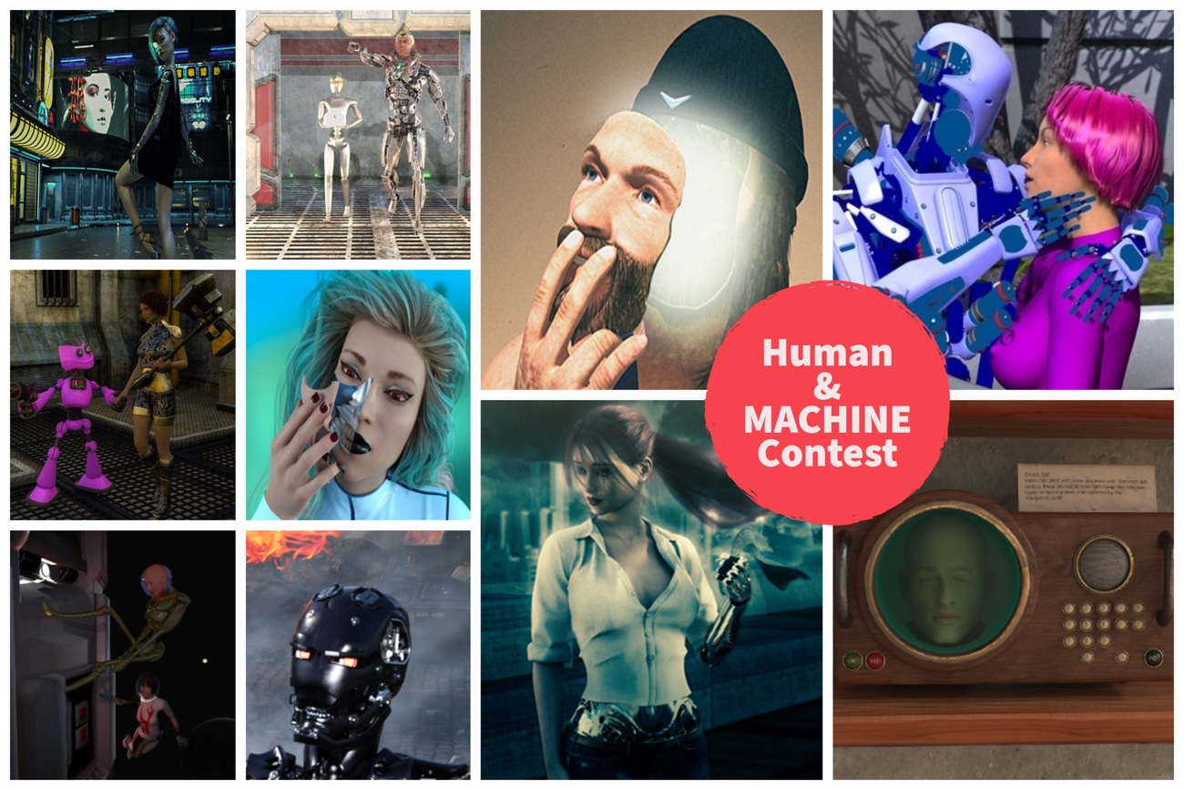 Human and Machine Contest Entries