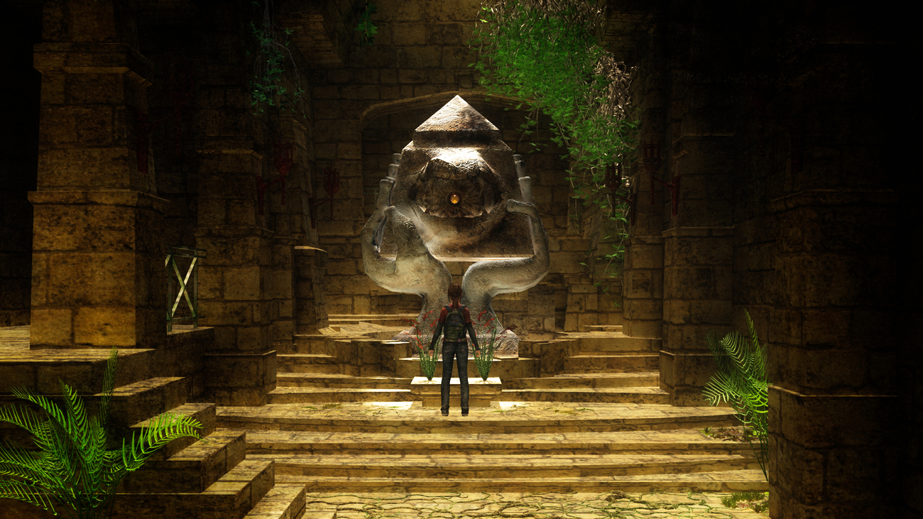 The Last Refuge (6) / The Oracle by SIGMAWORLD