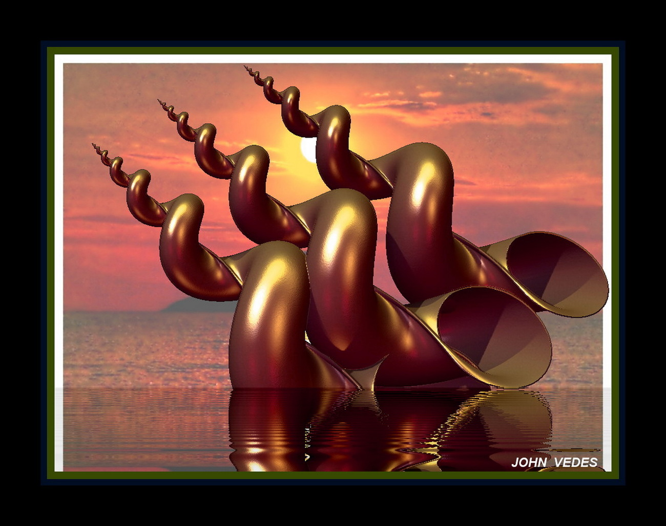 SHELL-HORN by VEDES