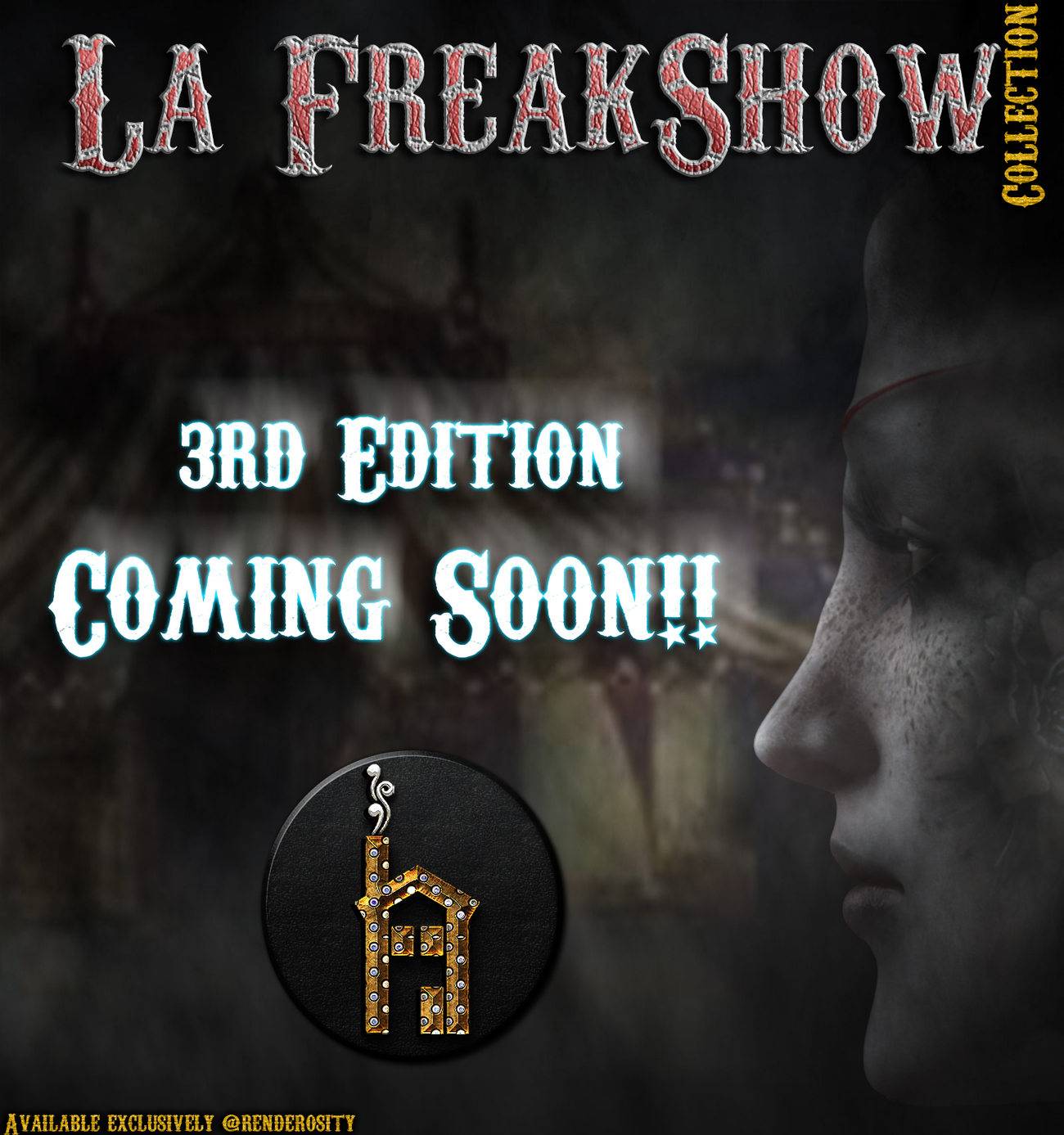 La FreakShow Collection 3rd Edition Coming Soon! by The_Row_House
