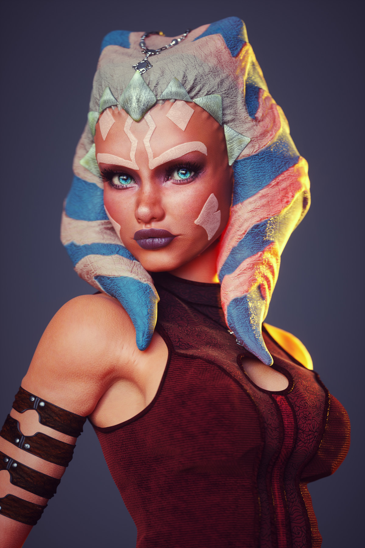 Ahsoka Tano by Jelly_Bean