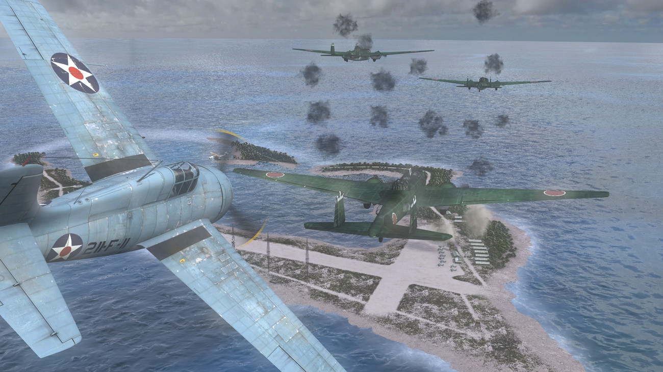 The Battle Of Wake Island #1 by AliceFromLake