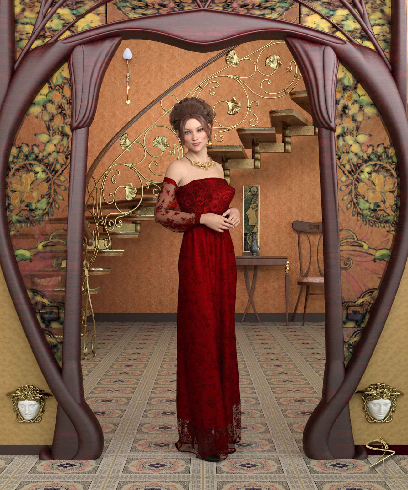 Into the Mirror by speculoos