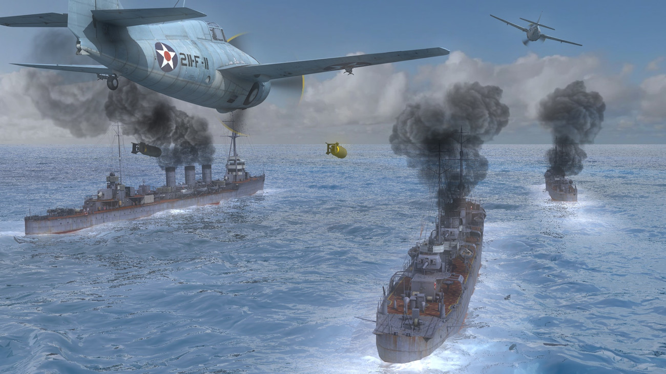 The Battle Of Wake Island #3 by AliceFromLake