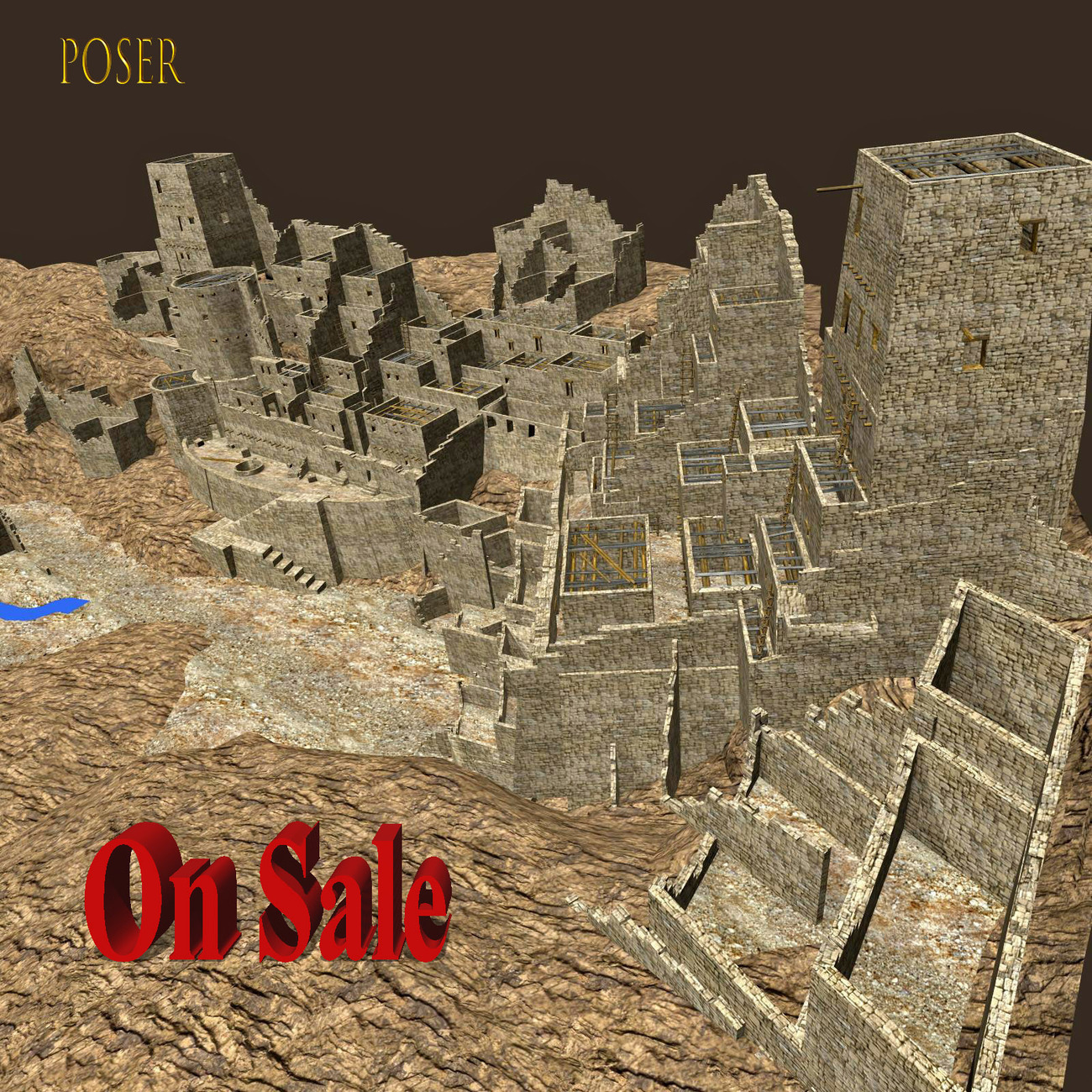 Lost City on Sale by London224