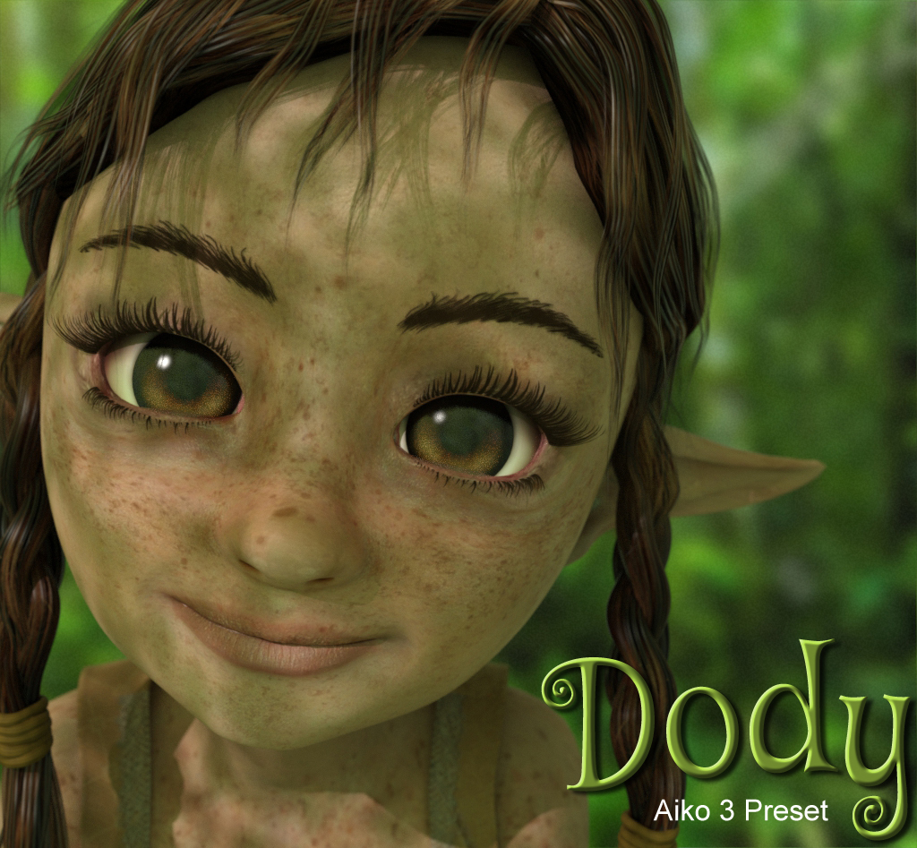 Dody: Character Preset For Aiko 3 by ethin