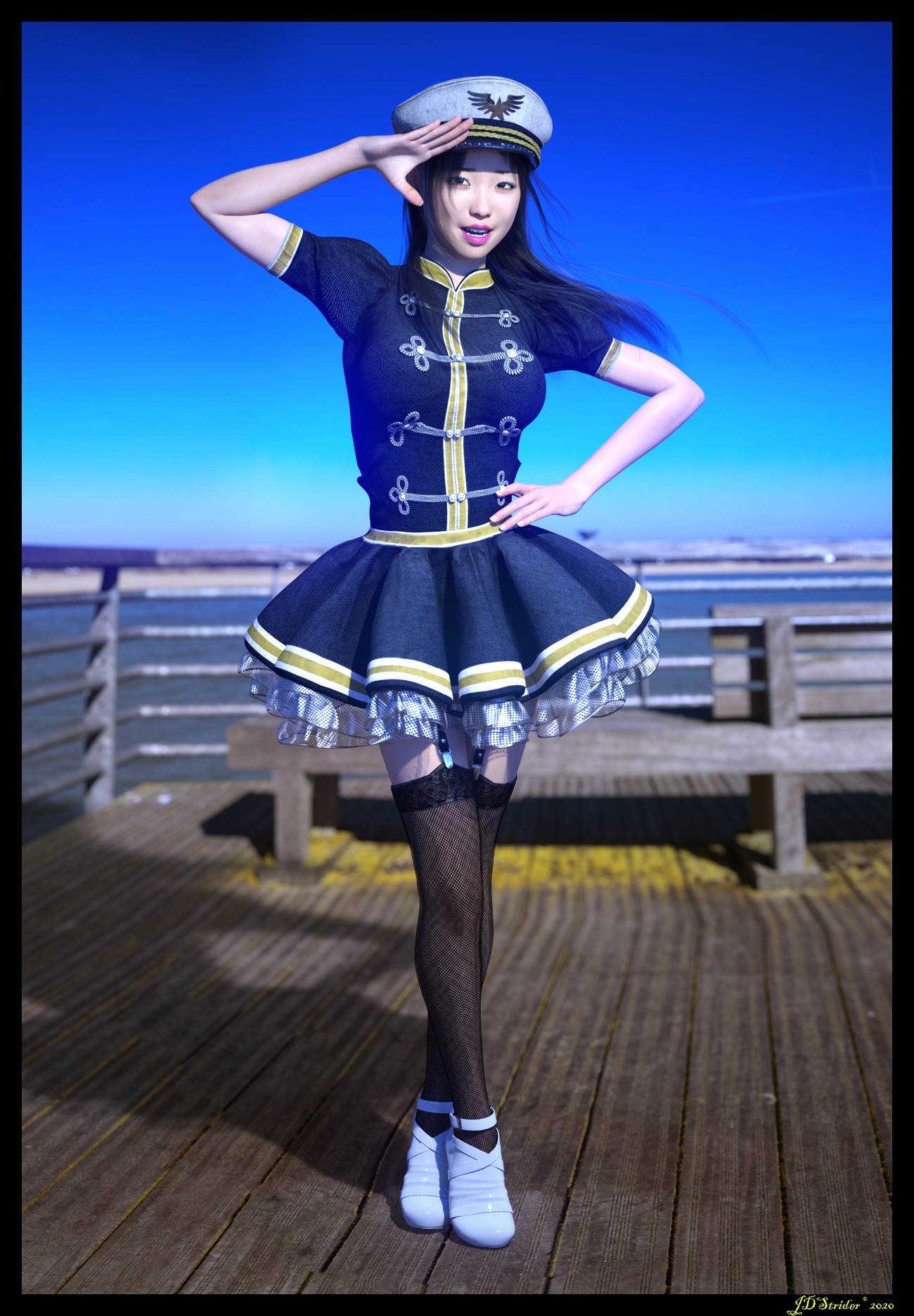 Sailor Doll Sue by jdstrider