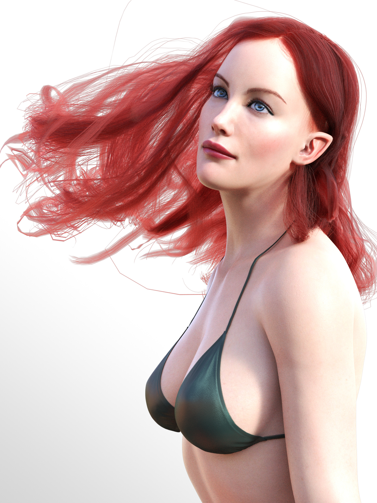 Paloma Test 2 by Namtar3D