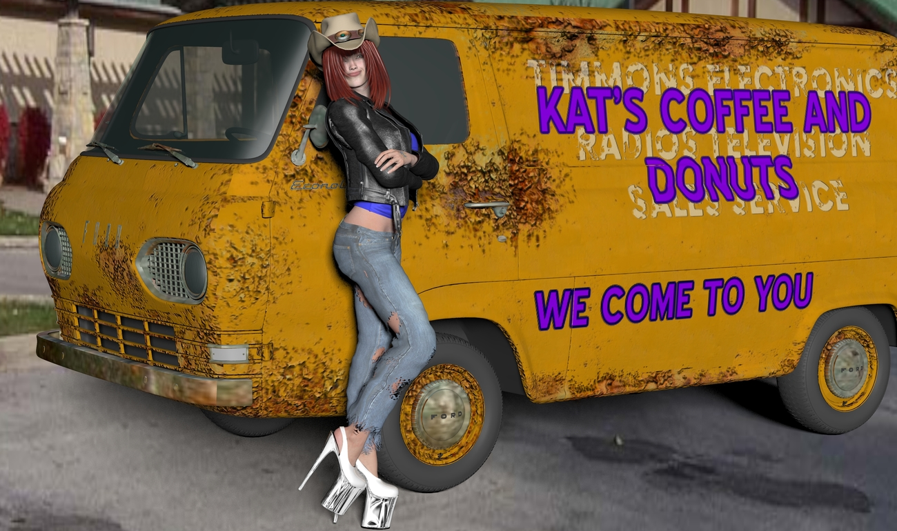 KAT'S NEW BUSINESS VENTURE by BKE