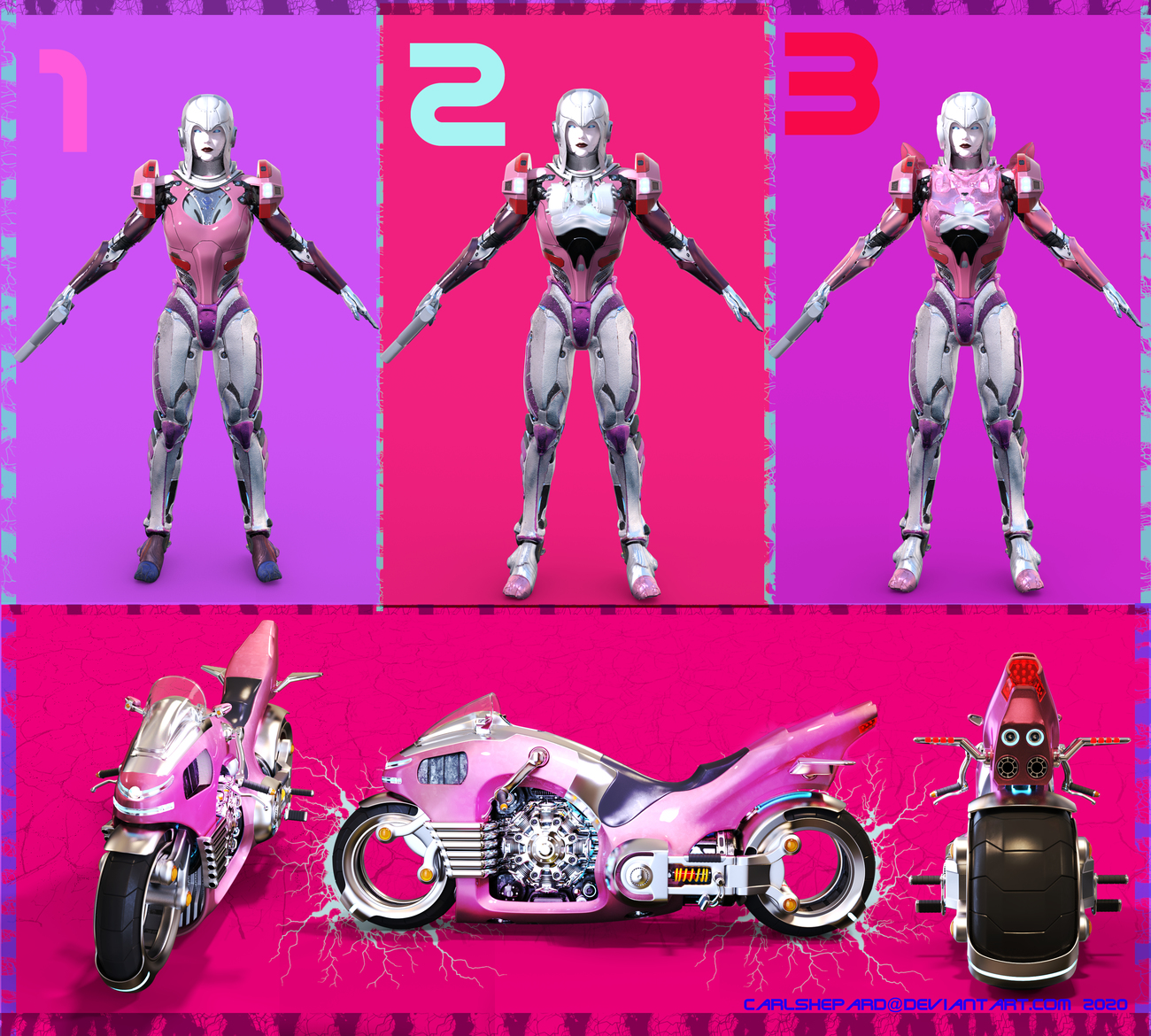 Transformers: Arcee 2020 Preview by Vision85