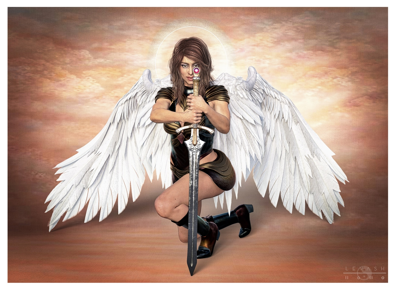 THE REDEMPTION PROJECT ANGEL
