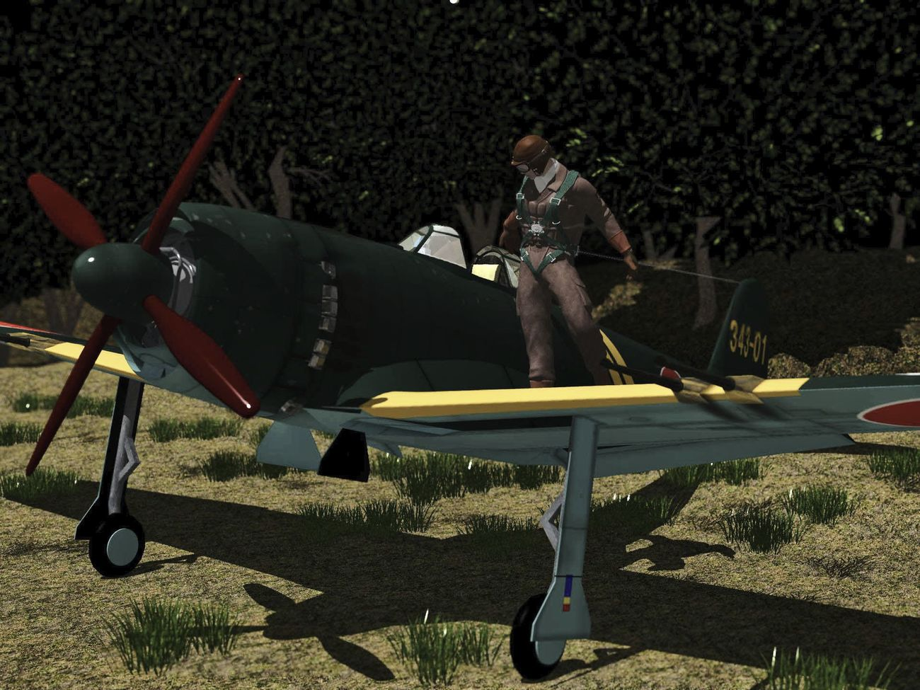 Attack Squadron! (Modeling George21 )