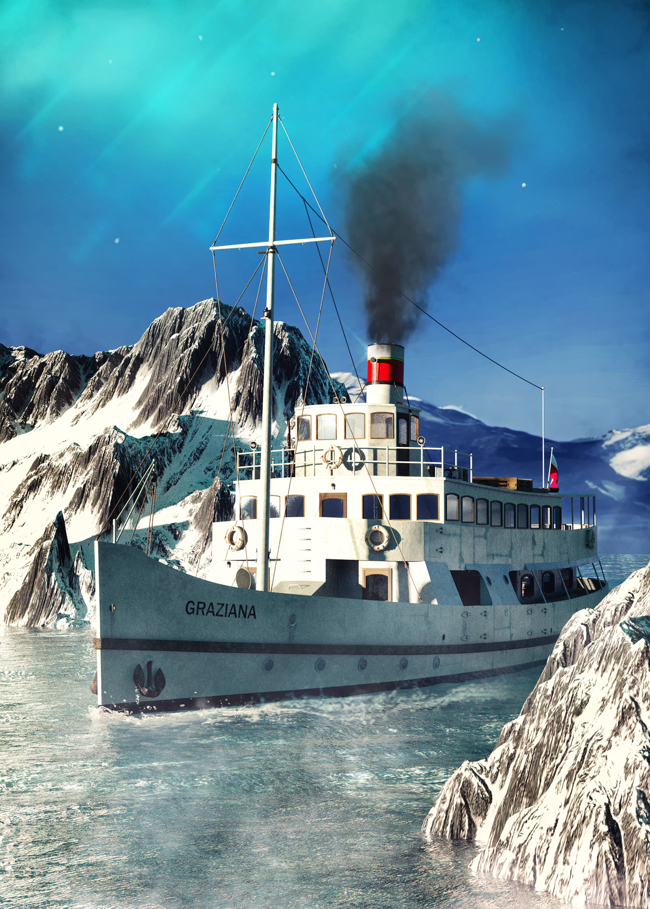 Artic Cruise by francobel1
