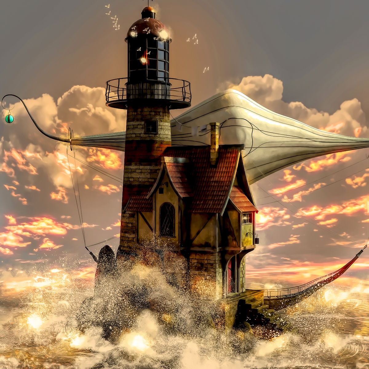 Flighthouse by Savage_dragon