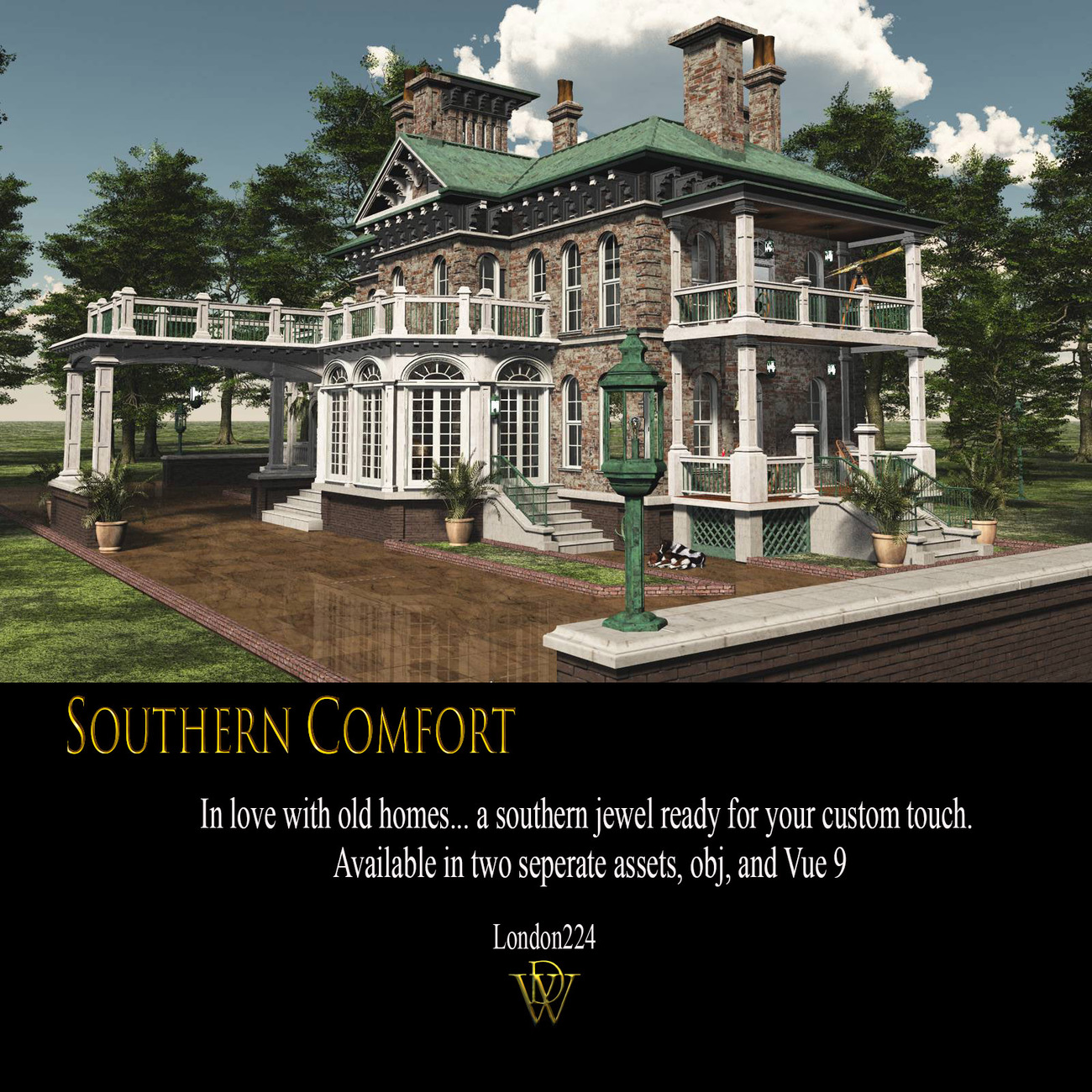 Rear of my Southern Comfort Model by London224