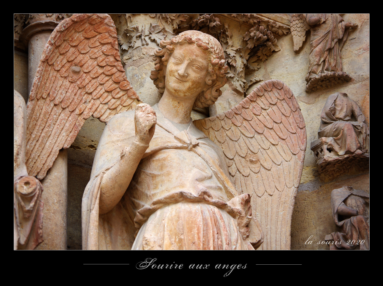 ~ Sourire aux anges ~ by virginiese