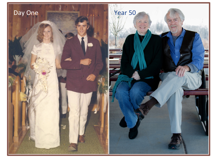 50 Years and Counting by GrandmaT
