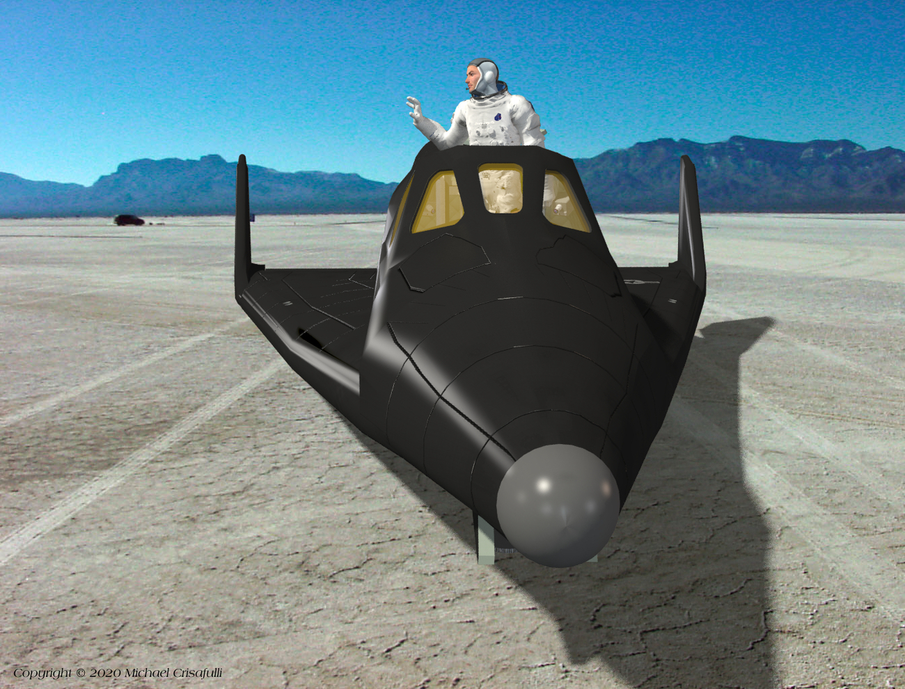 X-20 Landed by Michael_C