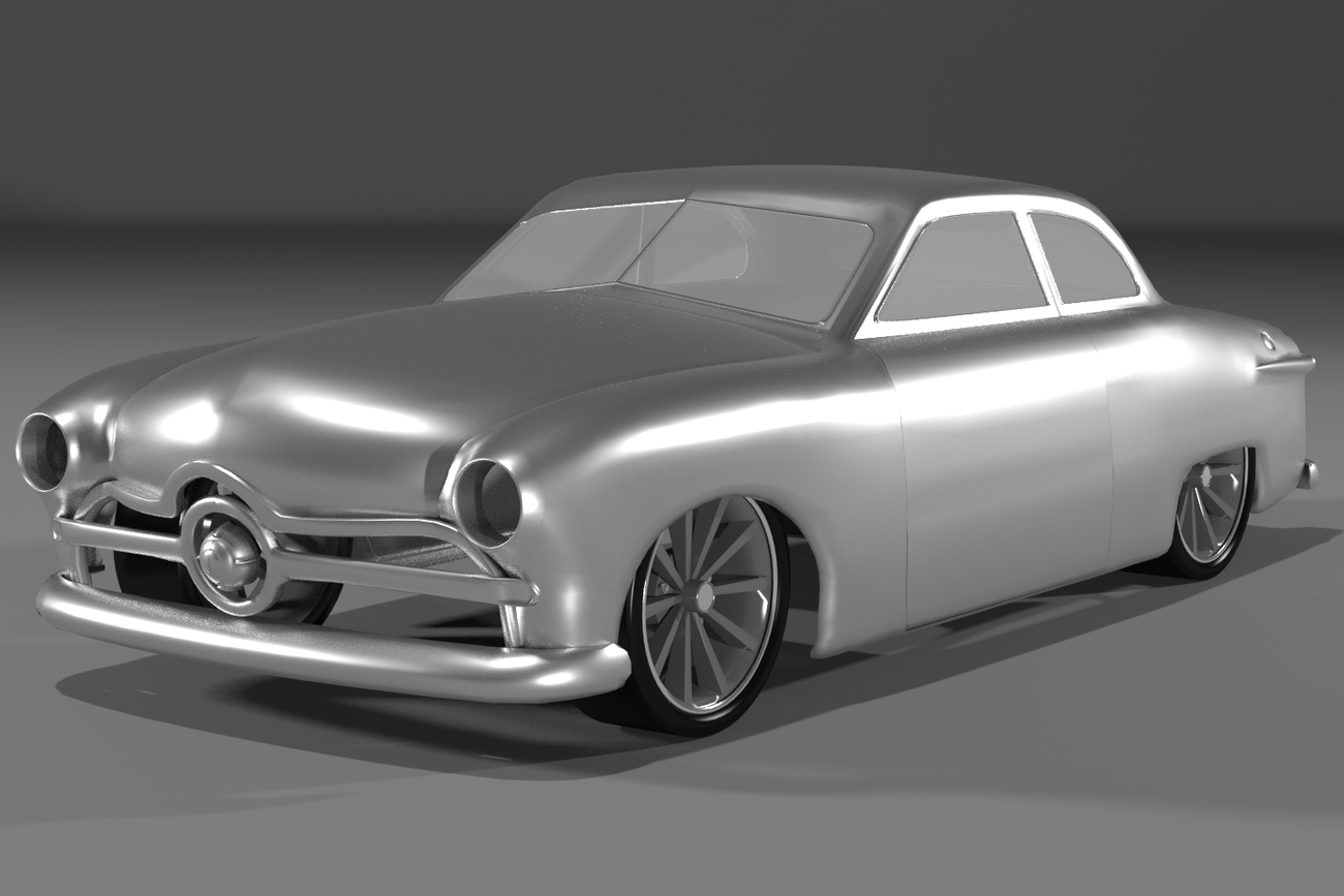 1949 Ford Tudor Custom WIP 10