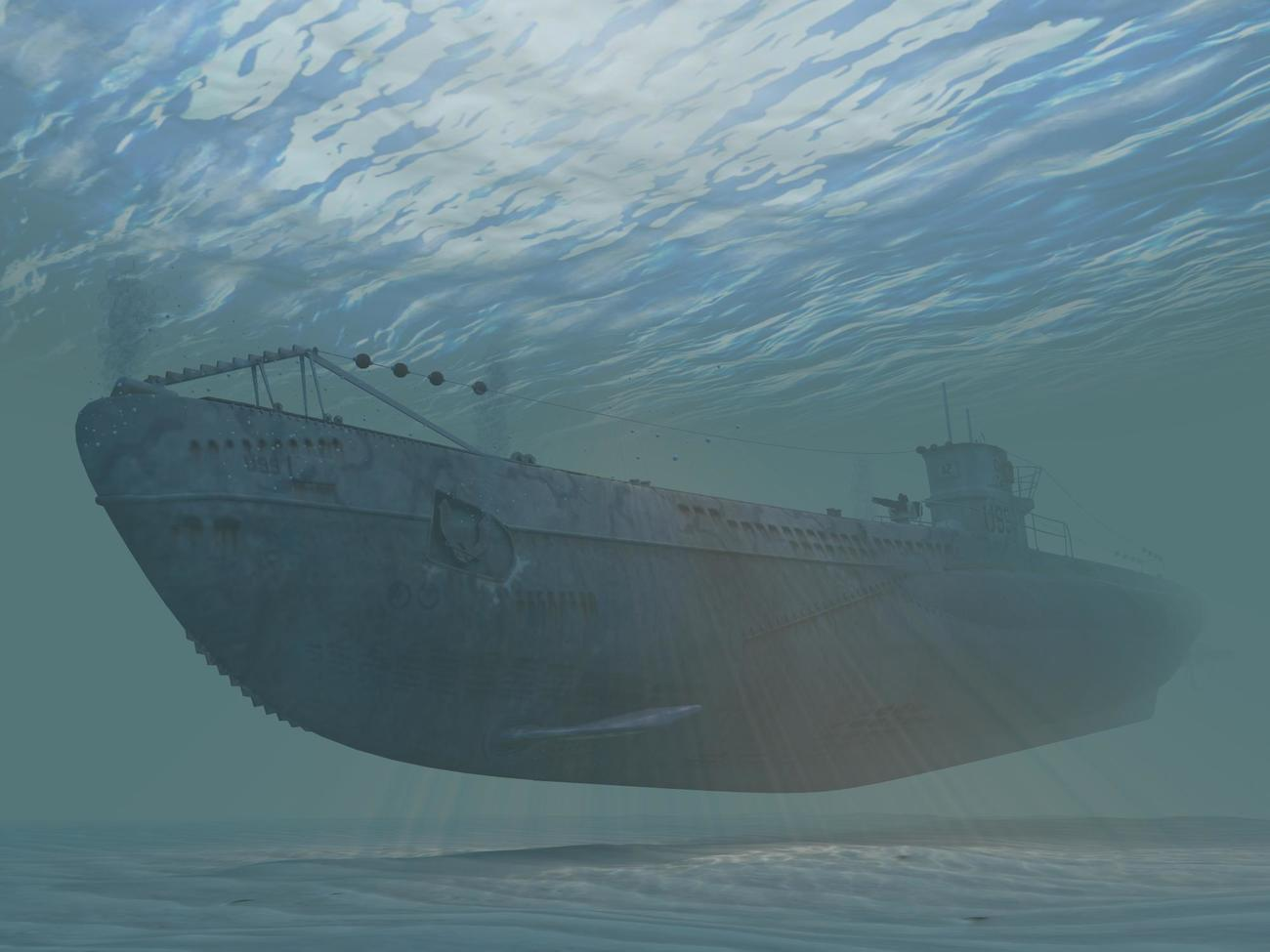 German U-Boat by android65mar