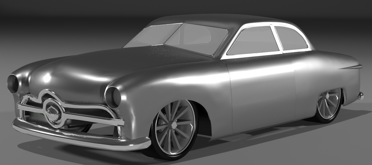 1949 Ford Tudor Custom WIP 83 by RedMenace