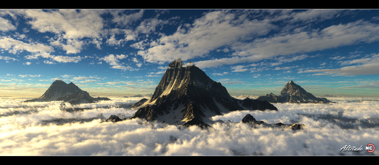 Altitude by NafeCarg