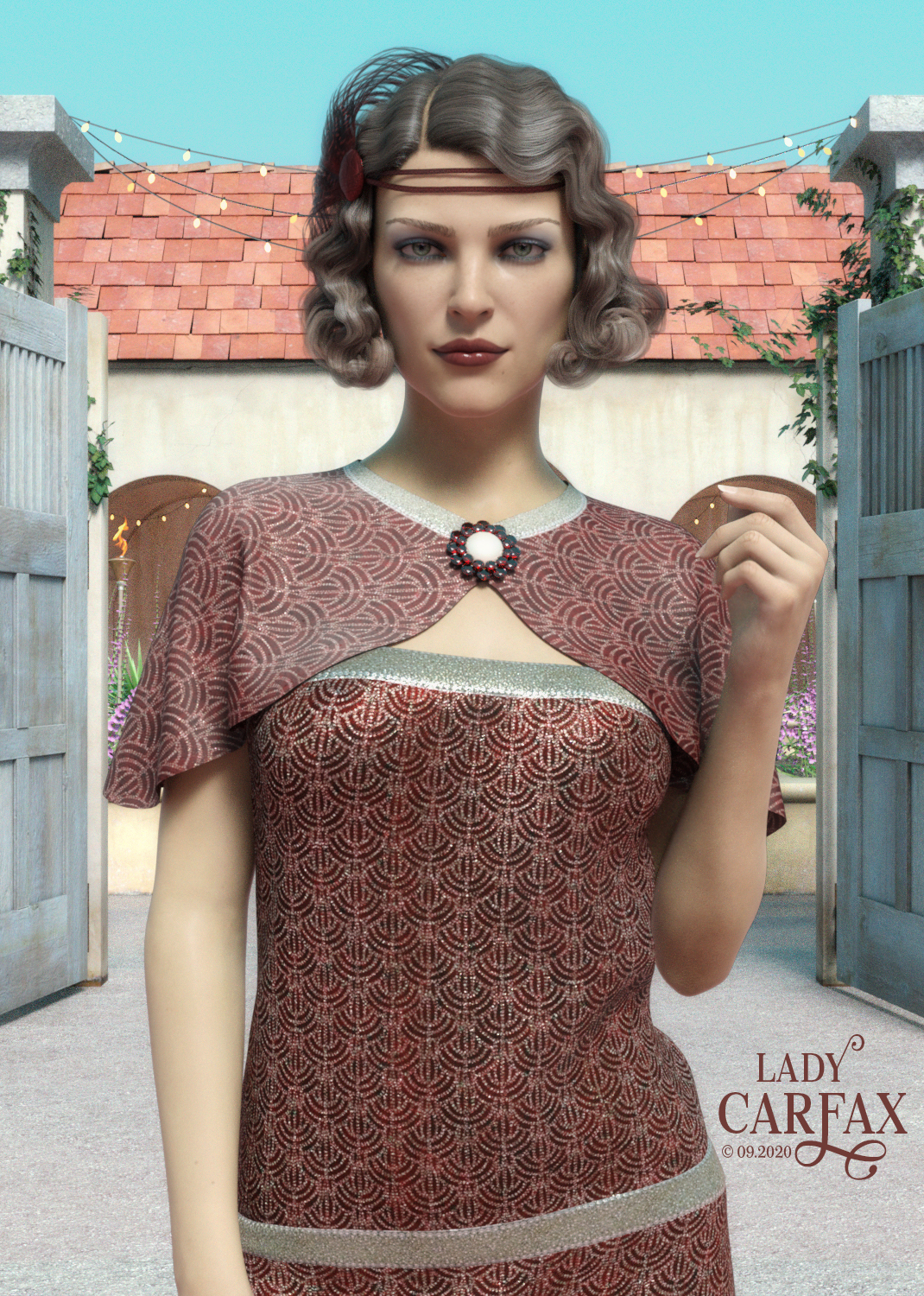 Marion by LadyCarfax