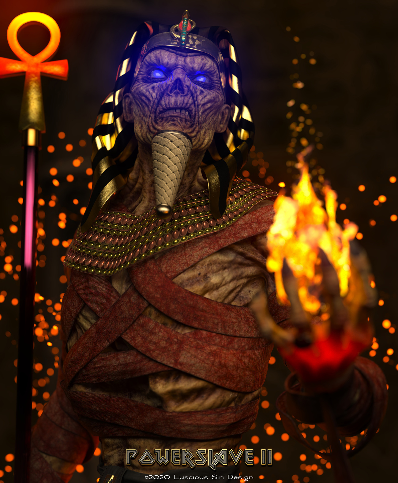 Powerslave II by tempest967