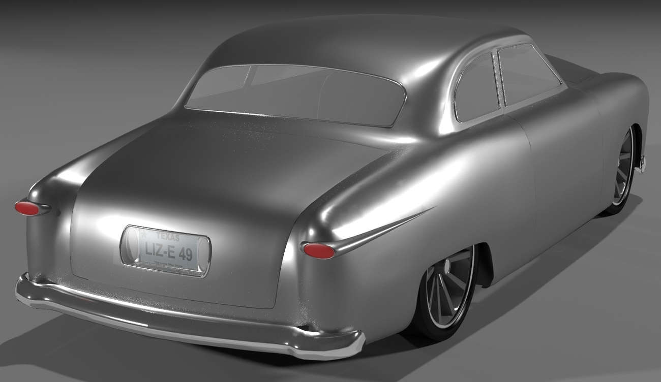 1949 Ford Tudor Custom WIP 111 by RedMenace