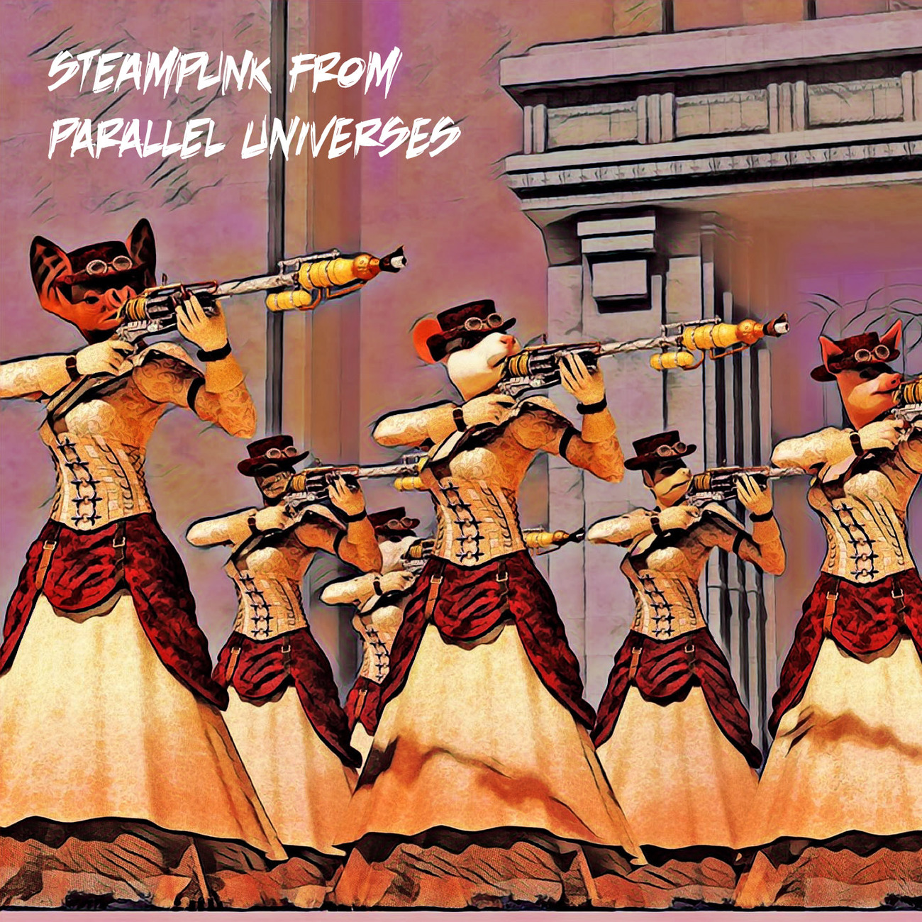 Steampunk from Parallel Universes by rps53