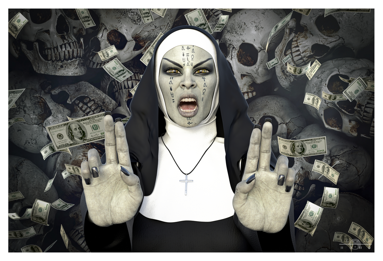 NUN OF YOUR BUSINESS /