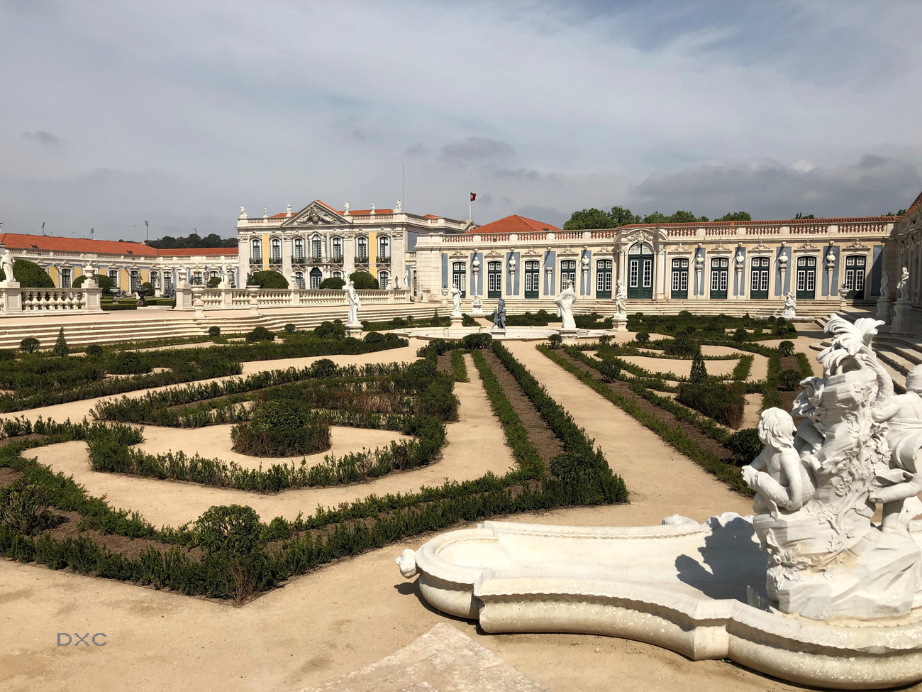 Queluz National Palace by DianeD