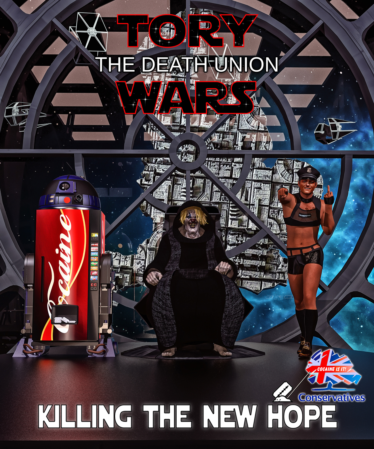 Tory Wars - The Death Union by moebiustraveller