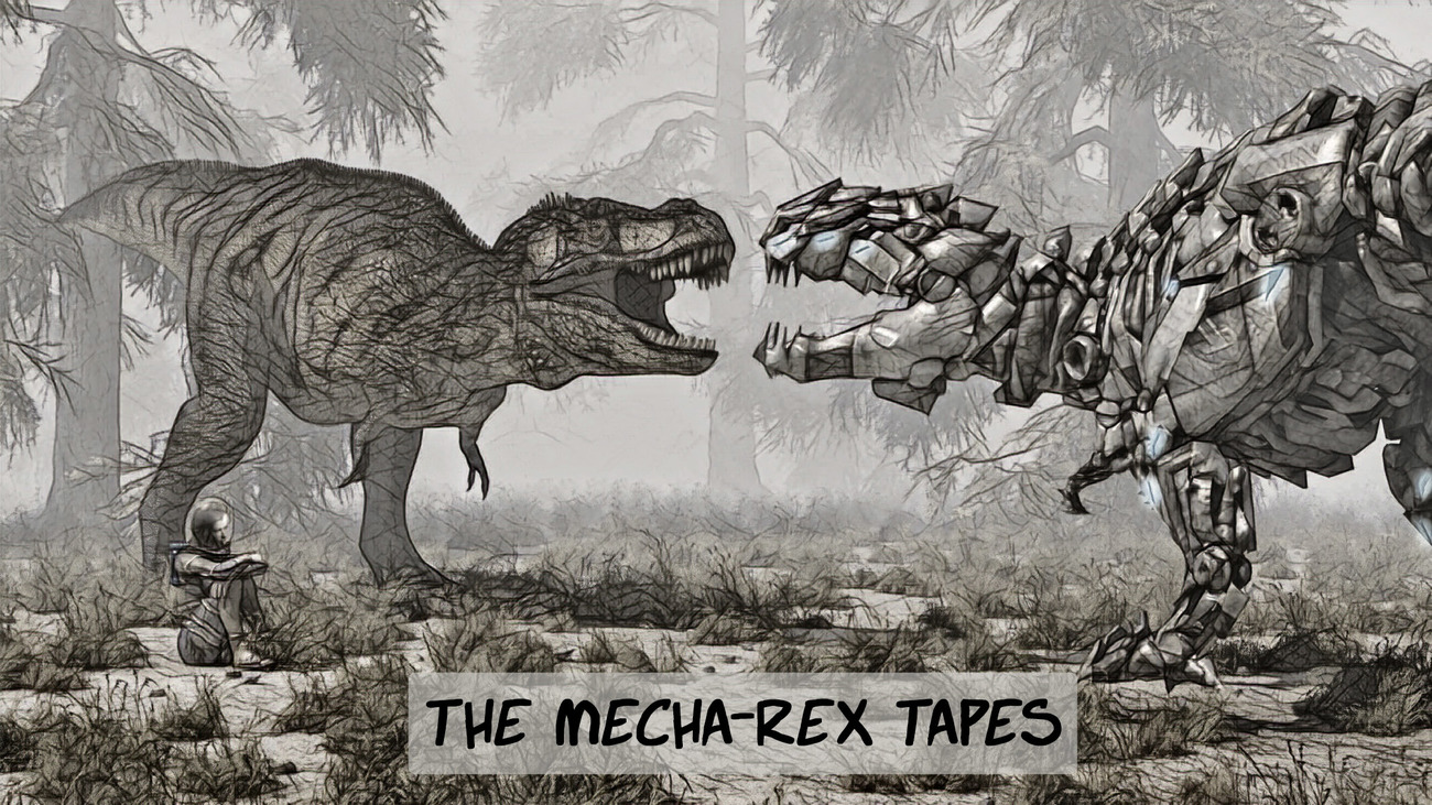 The Mecha-Rex Tapes by rps53