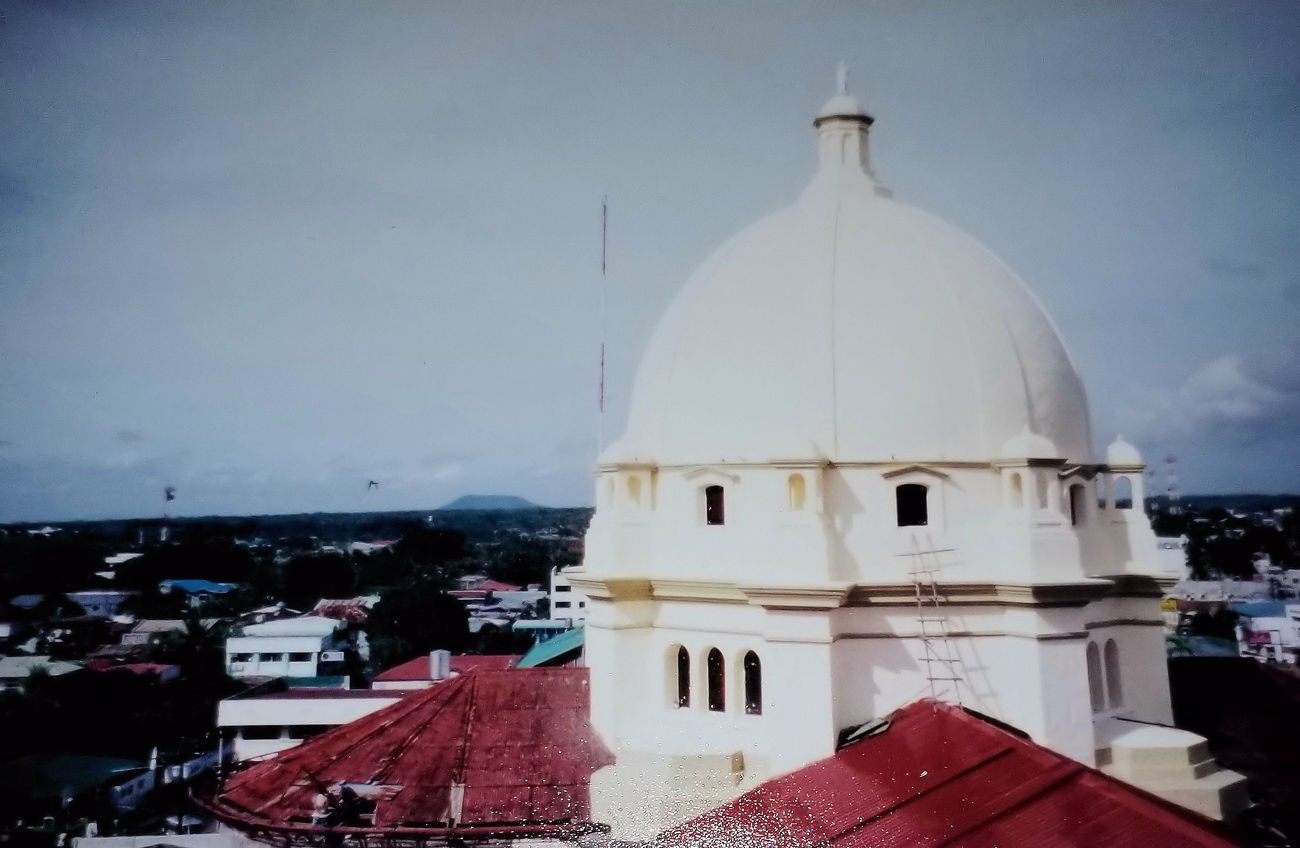 Cathedral in Lipa, Batangas