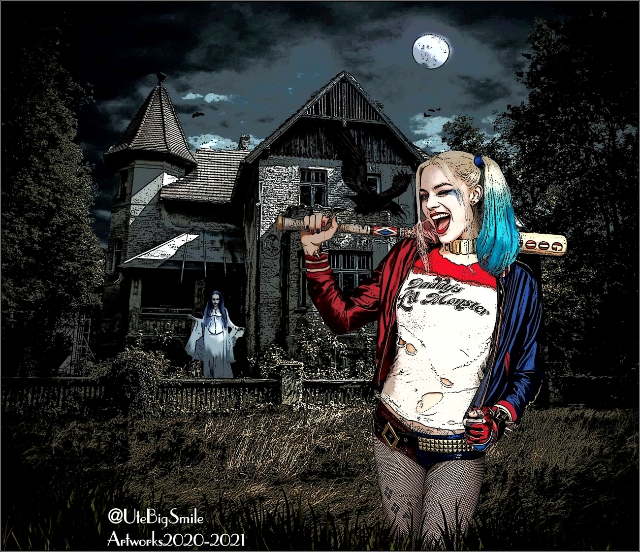 Stay away from this haunted House!