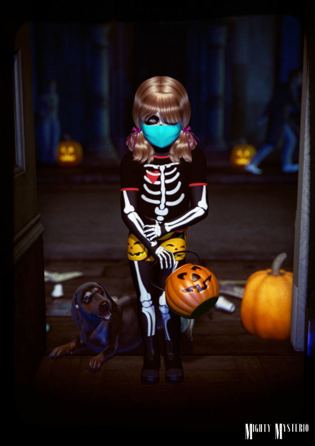 Halloween 2020 by mightymysterio