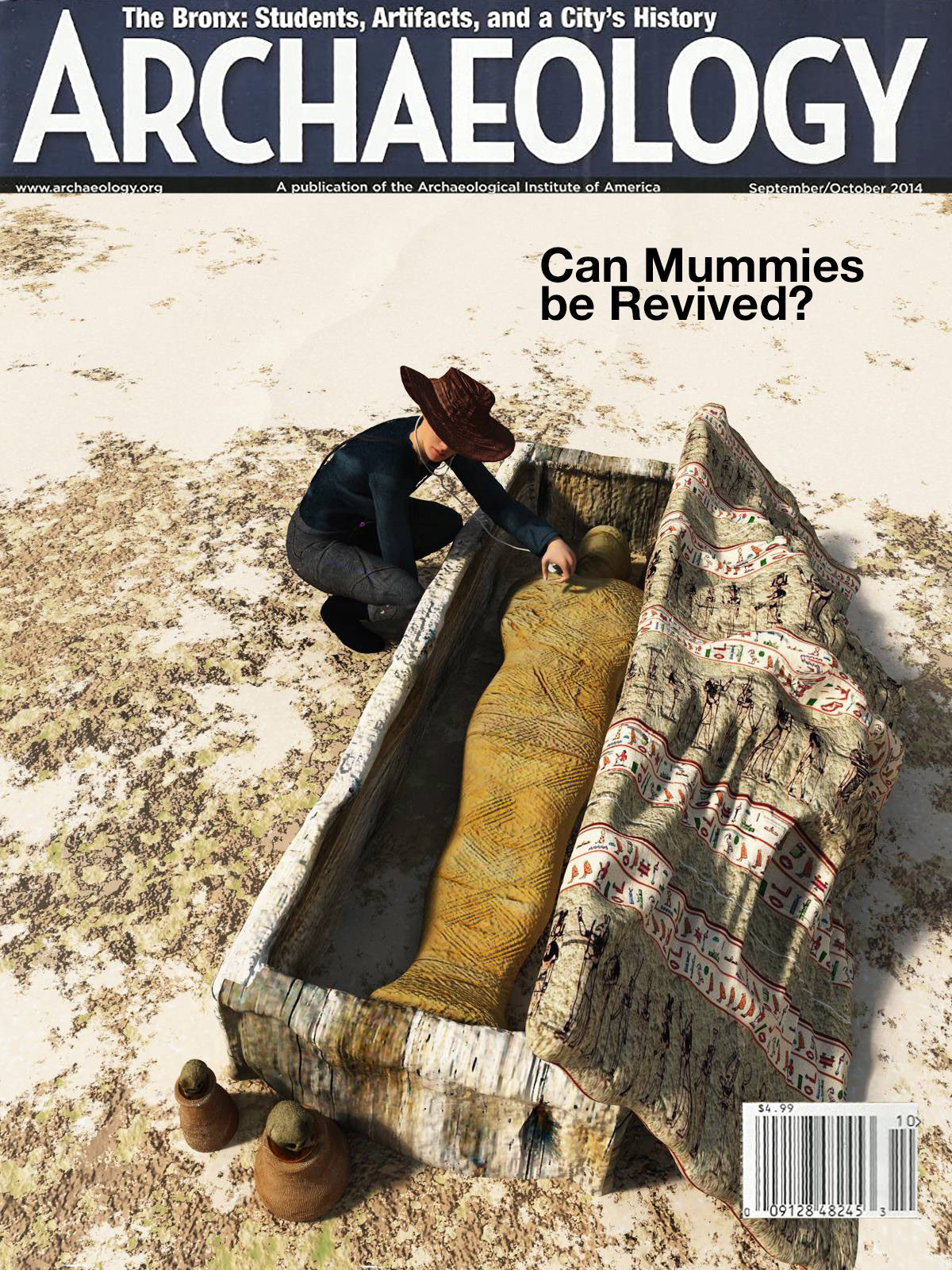 Can Mummies Be Revived? by rps53
