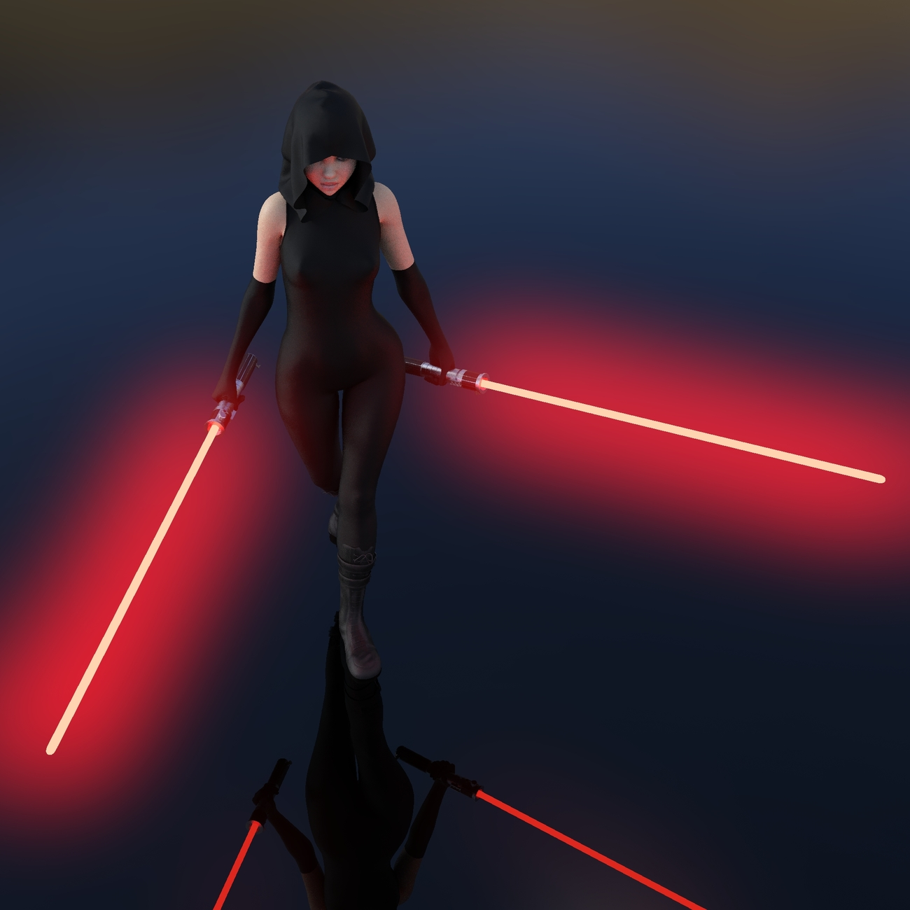 Welcome to the Darkside by Belit