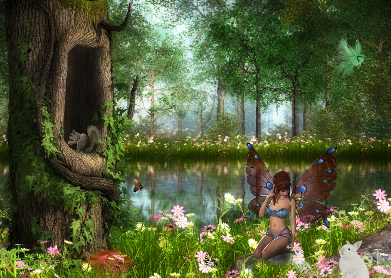 Fae Valley (for faemike55) by eekdog