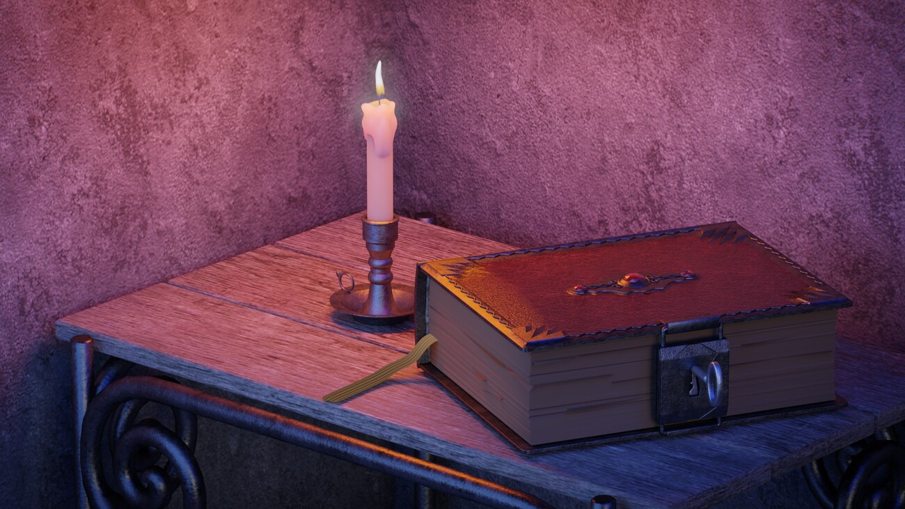 Grimoire by pchef