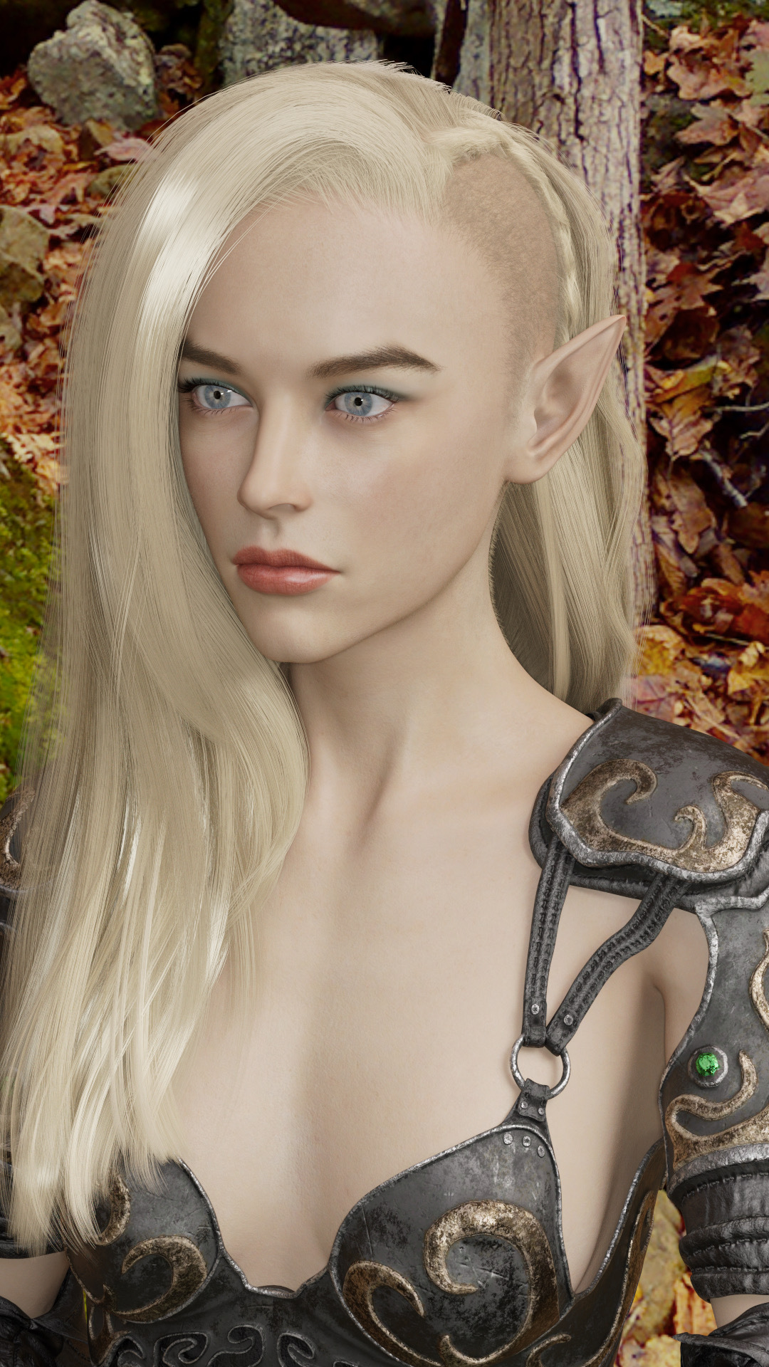 Elf Maiden by Teeman65