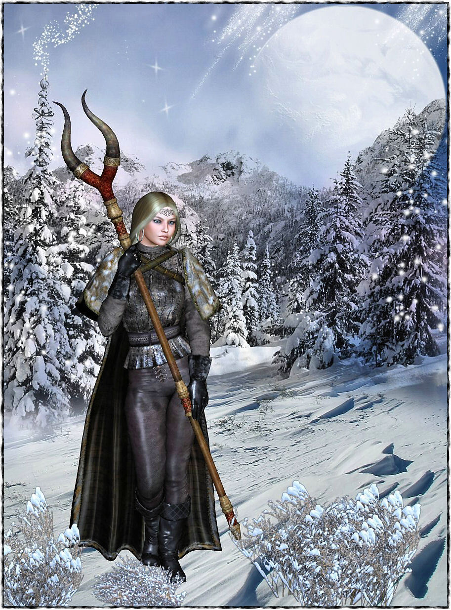Queen of the North 2 by imagemaker