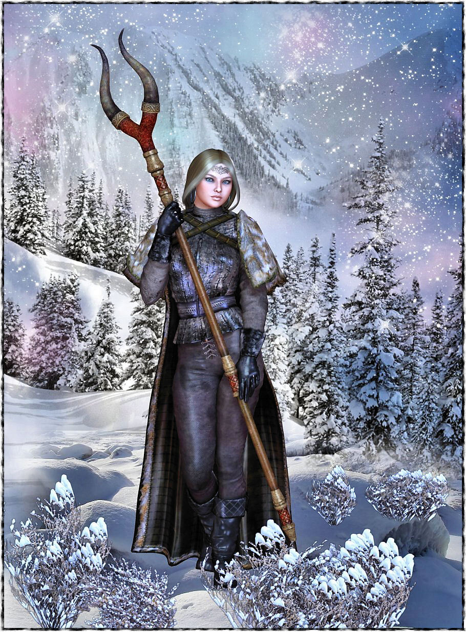 Queen of the North 3 by imagemaker