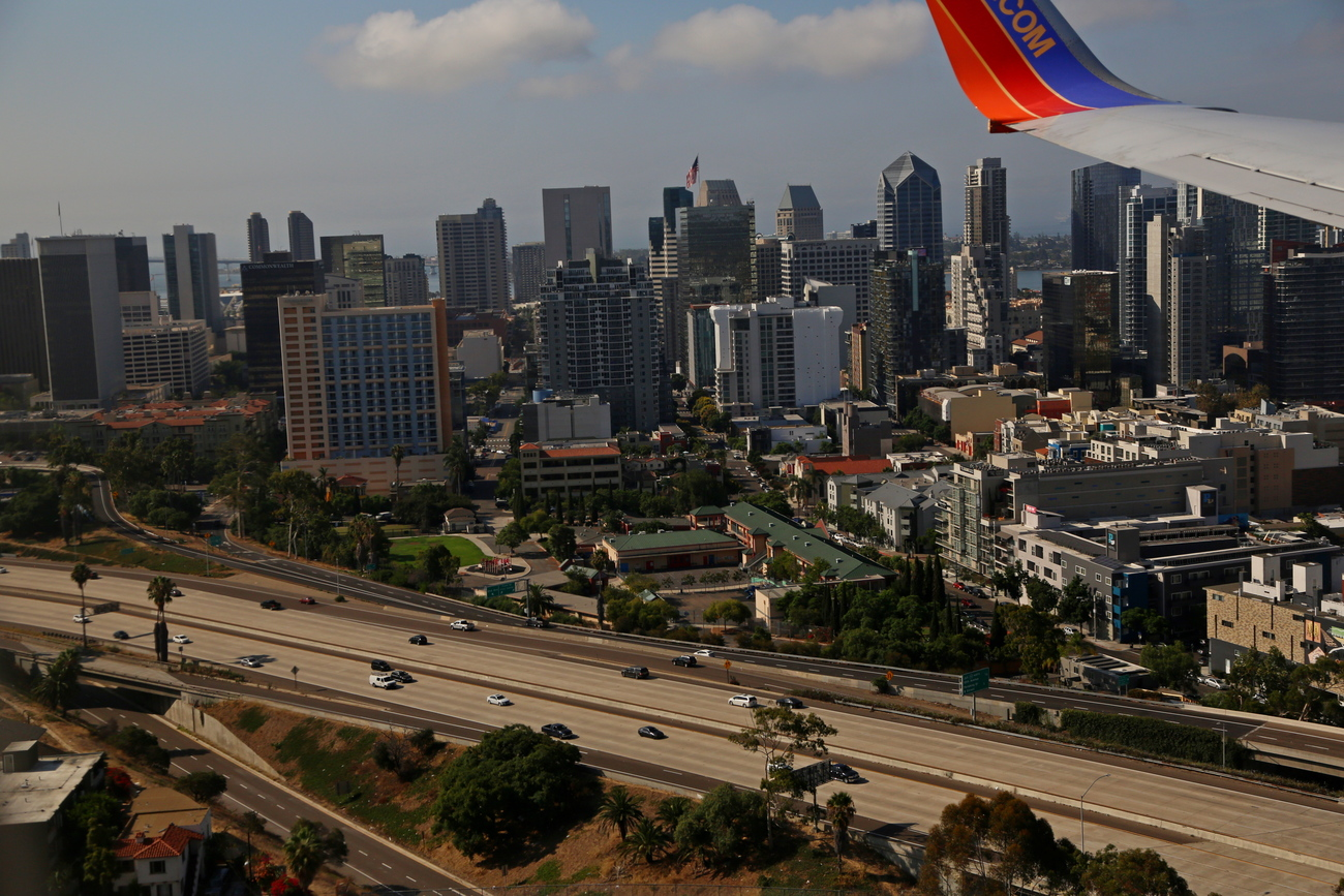 another view of San Diego CA. by Richardphotos