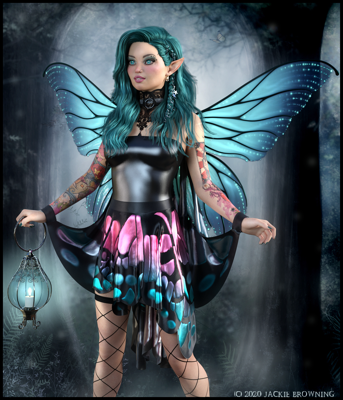 Gothy Fairy by Propschick