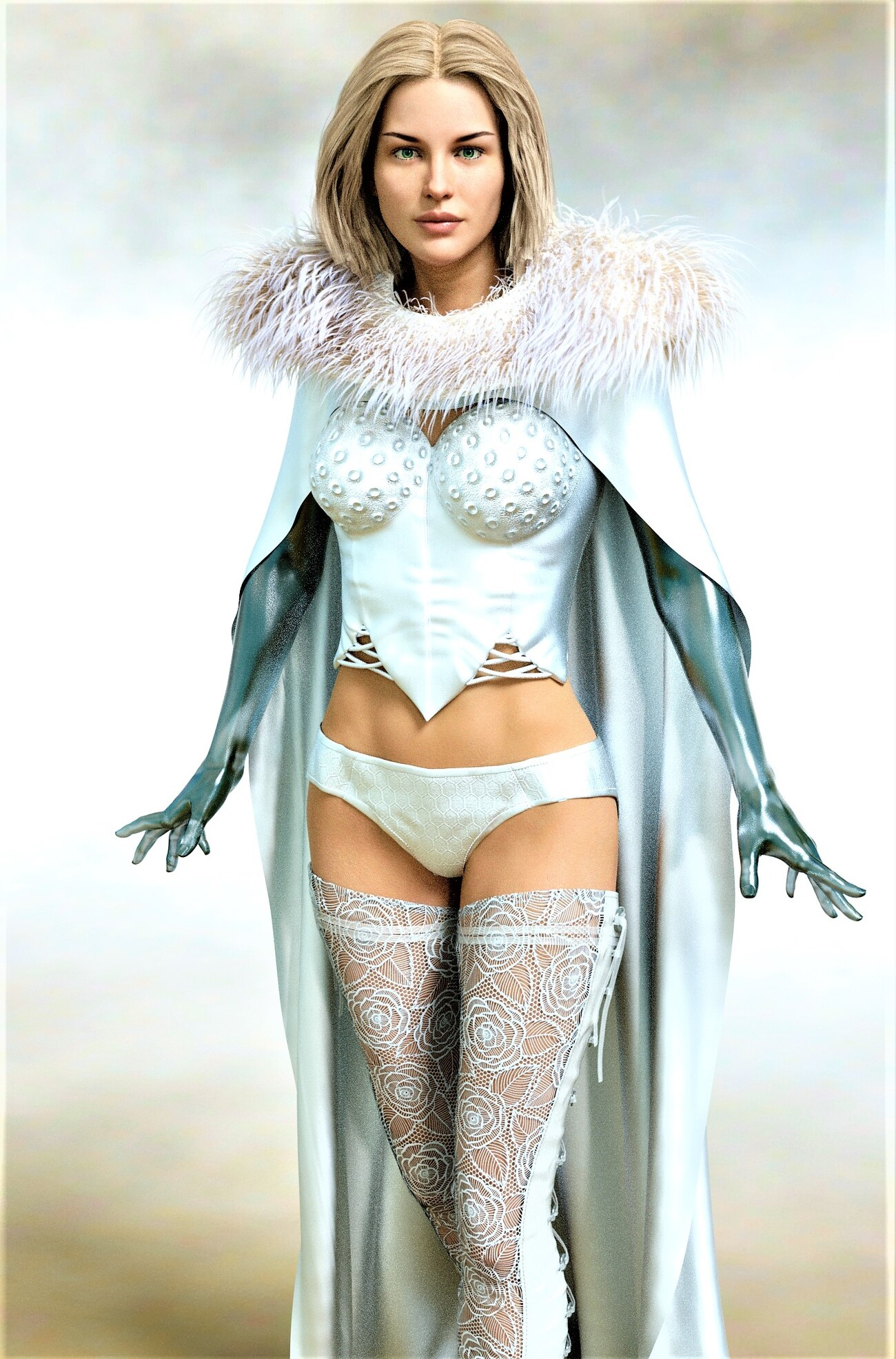 Emma Frost by bean666p