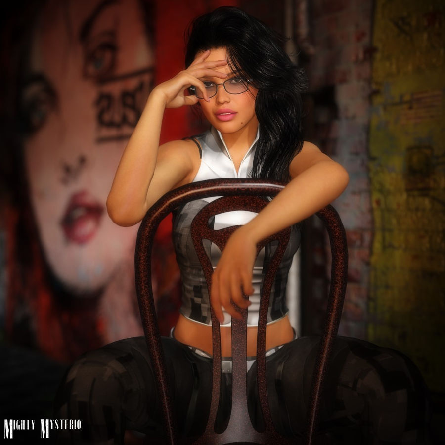 Remembering Jenifer by mightymysterio